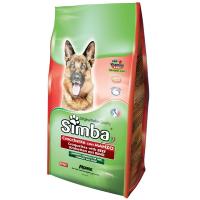 Корм сухой SIMBA Dog для собак всех пород с говядиной 10кг
