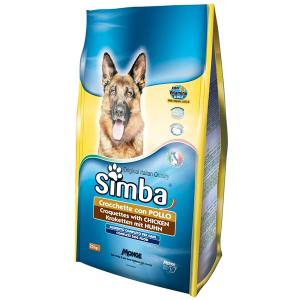 Корм сухой SIMBA Dog для собак всех пород с курицей 10кг